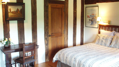 Manoir Du Bocage Main Bedroom